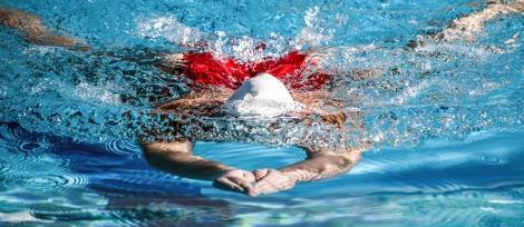 Laney College Swim Meet