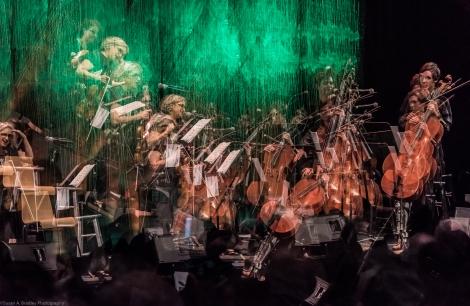 Real Vocal String Quartet at YBCA