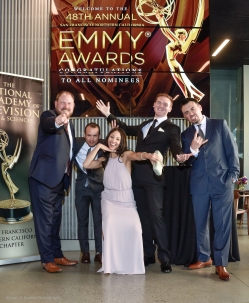 Emmy SF, NATAS, SF Jazz Center June 2019
