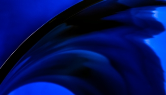 Mark's Blue Vase